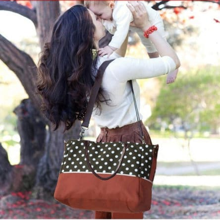 3 Colors Multifunctional Diaper Bags For Stroller Maternity Bag Durable Portable Waterproof Handbag For Stroller Bag
