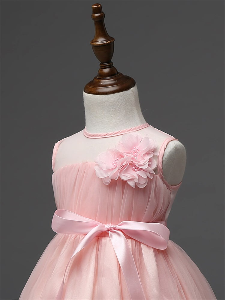 New Design Baby Dresses For Christening 1 Year Birthday Dress For